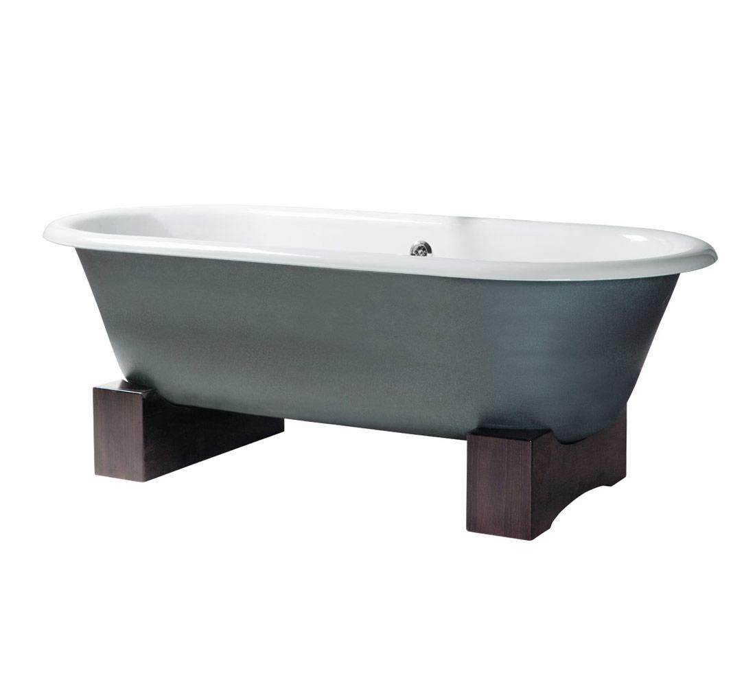 Cast iron bathtub Gentry Home