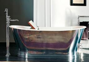 Vasca Da Bagno In Ghisa Con Piedini : Vasca da bagno rettangolare riho orion