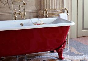 Vasca Da Bagno In Ghisa Con Piedini : Vasche da bagno devon devon in ghisa con piedi