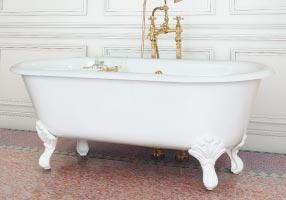 Vasca Da Bagno In Ghisa Con Piedini : Vasca con piedini usata